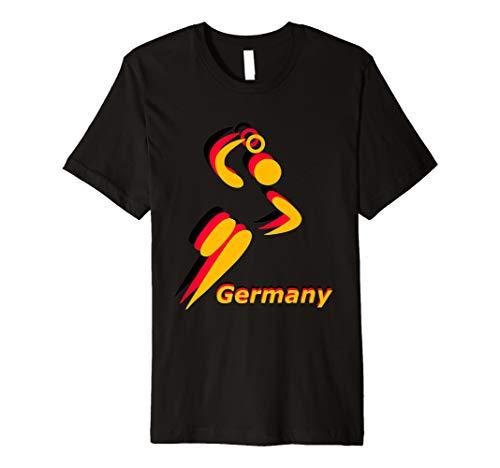 Team Germany Handball - Deutschland Fan Shirt