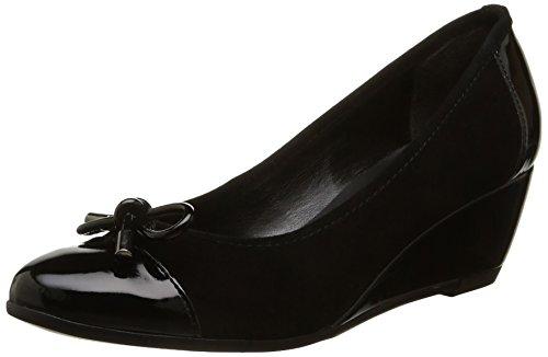 Bata 6236168, Chaussures À Talons, Donna Black