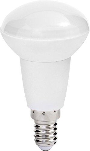Müller Licht LED Reflektor R50 6W (40W) E14 430lm 2700K matt weiß ML400071