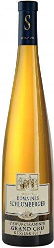 Domaine Schumberger, Grand Cru Gewurztraminer 'Kessler' (caja De 6). Francia/ Alsace. Gewurztraminer. Vino Blanco