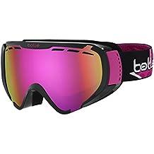 Bollé–Gafas de esquí Explorer Shiny Black Star Anna Fenn Inger/Rose/oro, 21504