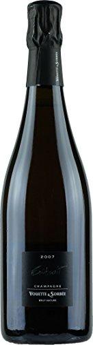 Vouette Et Sorbée Champagne Extrait Extra Brut 2007