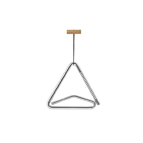 Meinl JCTRI20 Artist Series Jose K. Cortijo 8 inch Universal Triangle