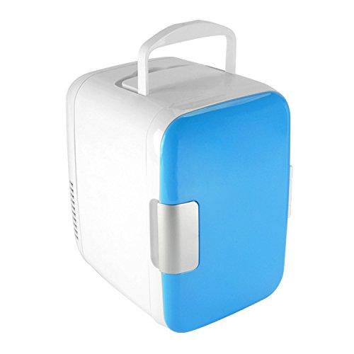 Preisvergleich Produktbild 4L Auto Dual-use kleinen Kühlschrank Auto Geschenk Mini Kühlschrank Gefrierschrank