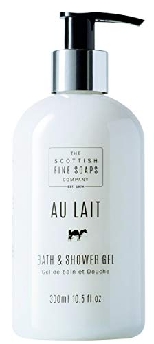 Au Lait Bath and Shower Gel 300 ml by Au Lait