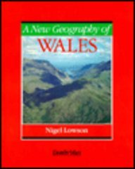 A New Geography of Wales (Cambridge Regional Geography)