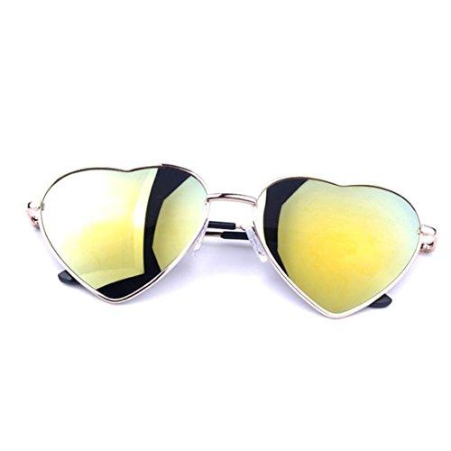 Dragon868 Polarisierte Linse Classic Retro 80er Jahre Browline Men Damen Sonnenbrille (B)