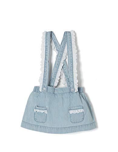 ZIPPY Baby-Mädchen Rock Zng0407_455_2, Blau (Blue 3308), 74 (Herstellergröße: 9/12M)