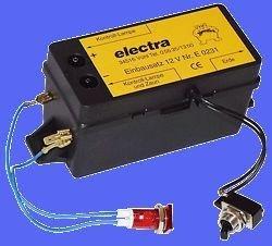 Electra E0231 Weidezaungerät Electra Weidezaungerät-Bausatz 12V, 1,5 Joule