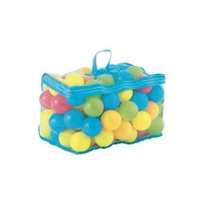Chad Valley Bag Of 100 Multi-Coloured Play Balls.