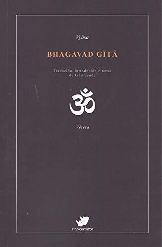 Bhagavad Gītā por Vyāsa