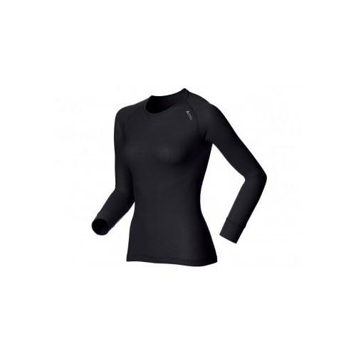 ODLO Cubic Women's Shirt Long-Sleeve Crew Neck