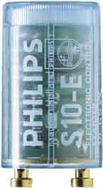 Elektronisches Vorschaltgerät Metalldampflampen (Philips 76497326Starter Switch-Glühlampe)