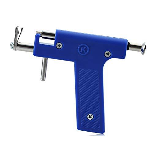 Neborn Stahl Ohr Piercing Bolzen Gun Werkzeug Kit Instrument Studs Set Ohr Loch Bohren Maschine Schönheit Werkzeug Set size Piercing Gun