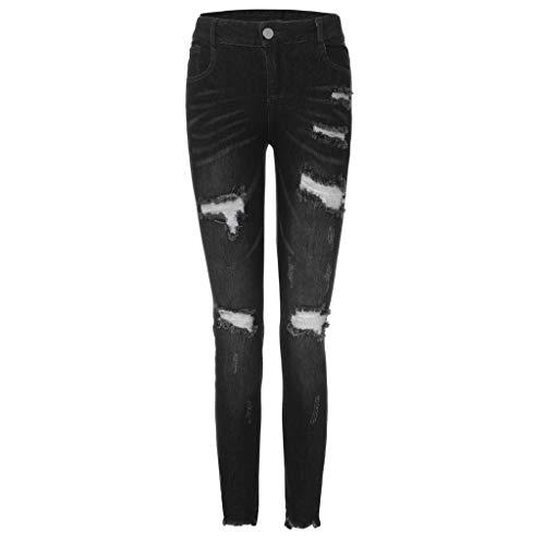 b4497eaede3e Suitray Jeans Damen, Mode Frauen Skinny Freizeithosen Jogginghose Jeans  Skinny Sporthosen Freizeit Hosen