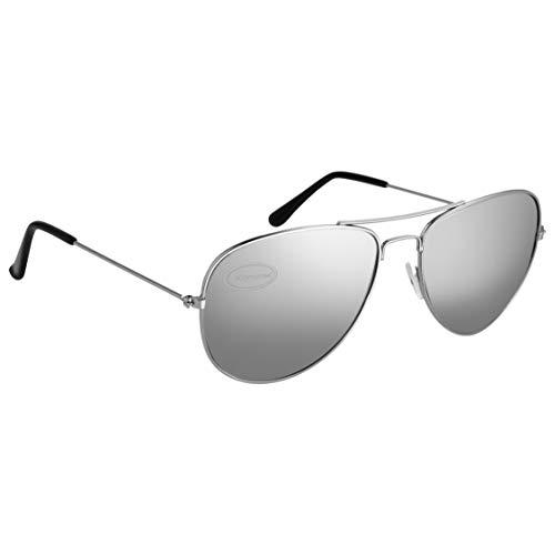 Komonee Piloten Spiegel Sonnenbrille Designer Unisex UV400 Schutz