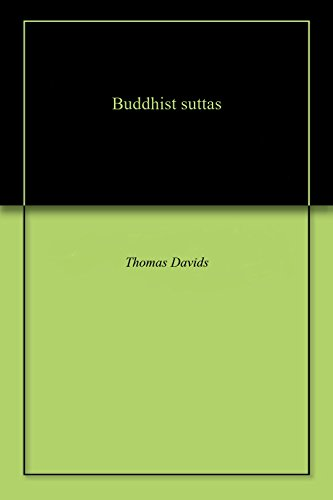 Buddhist suttas (English Edition) por Thomas Davids