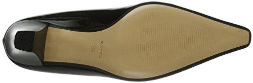 Pumps Evita Schwarz geschlossen Damen Schwarz Pumps Shoes wqrq1XIa