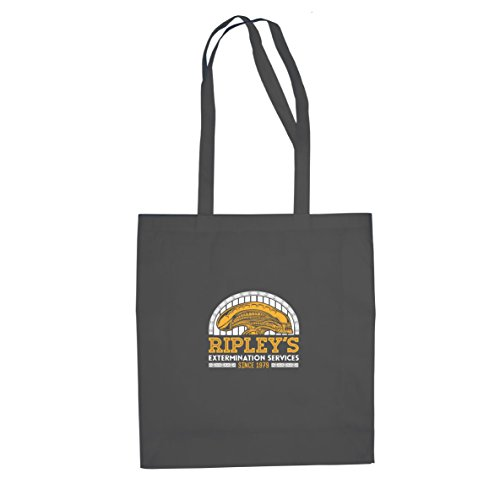 Ripley's Extermination Services - Stofftasche / Beutel Grau