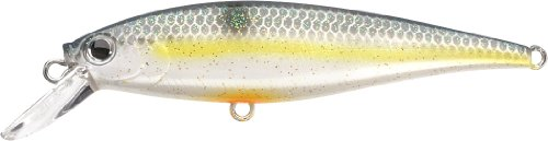 Lucky Craft Pointer 78mm Köder, Sexy Chartreuse Shad, 3-Inch -
