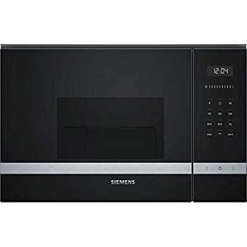 Siemens be525lms0 - forno a microonde Incasso C/G in vetro ...