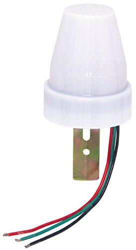 """'Interrupteur crépusculaire""""Midi, 230V/10A, IP44"""