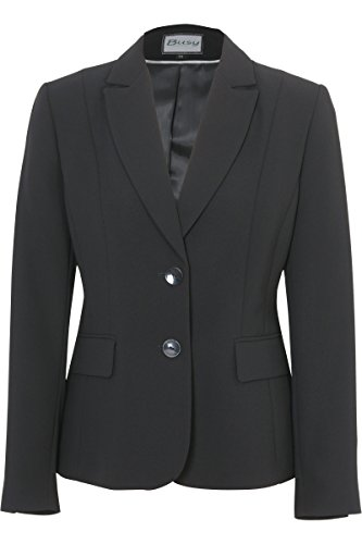 Busy Clothing Womens Black Suit Jacket – Size 20