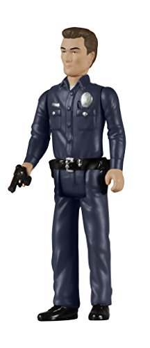 Funko 018480 Reaction: Terminator 2 T de 1000 Action Figure, 9.5 cm