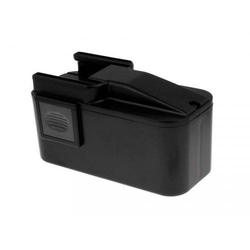 Powery Batterie pour AEG perceuse visseuse sans Fil Best 12X Super, 12V, NiMH [ Batterie Outil électroportatif ]