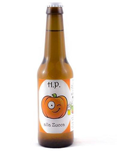 H.P. Birra artigianale alla Zucca 0,33 L - Microbirrificio BBM Birra e Bevande Magiche
