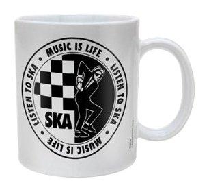 Listen to Ska Music is Life Mug