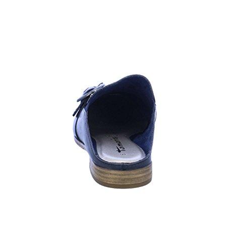 Tamaris 1-1-27301-38/805, Mules pour Femme Noir