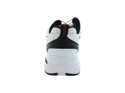 NIKE AIR MONARCH IV chaussures de course White/Black/Varsity Red