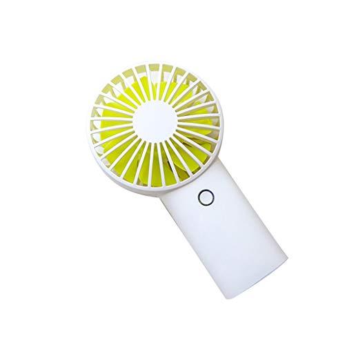 Dtuta USB-Gadgets/USB-Ventilatoren Kleiner LüFter Mit Aktivkohlefilter EIN Mini-Feuchtigkeitsspray FüR Die Hand, Bequem Und Leicht Zu Tragen