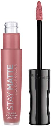 Rimmel London, Stay Matte Liquid Lip Colour, 0.18fl oz 5.5ml, 110 Blush