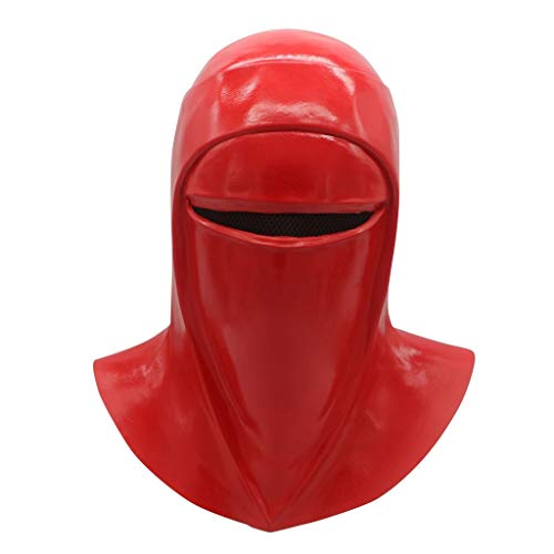 Masken Latex Kopf Masken, Star Wars Royal Guard Halloween Kostüm Party Maskerade Kostüm Spiel Zeigen Requisiten Cos ()