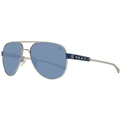 Harley-Davidson Sonnenbrille Herren Silber