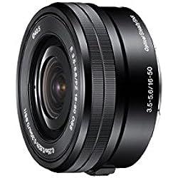Sony Objectif SEL-P1650 Monture E APS-C 16-50 mm F3.5-5.6