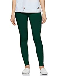 f9389acd0968b Greens Women's Leggings: Buy Greens Women's Leggings online at best ...
