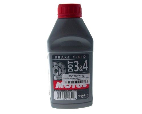 Bremsflüssigkeit MOTUL DOT3 / DOT4 500ml