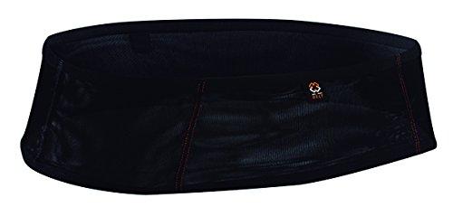 Arch Max BASIC-01-4 - Cinturón portaobjetos unisex, color negro transparente, talla L (91-105 cm)