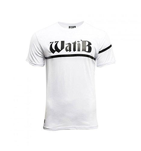 Wati B -  Felpa  - Uomo nero Small