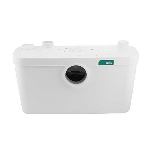 WILO HiSewlift 3-15 Klein Hebeanlage Abwasserpumpe Fäkalien WC mit Schneidwerk Häcksler (4191675)