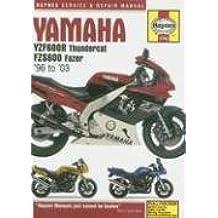 Yamaha YZF600R Thundercat FZS600 Fazer: 96 to '03 (Haynes Service & Repair Manual) by Matthew Coombs (2006-11-15)