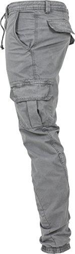 Urban Classics Herren Hose Cargo Jogging Pants Darkgrey