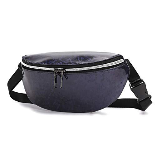 Diagonalpaket Frauen Tasche Brusttasche Damen Hüfttasche Eine Schulter Studenten Eine Schulter Outdoor Sports Reißverschluss Umhängetasche Brusttasche Gürteltasche Students Münztasche Handtasche -