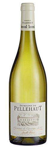 6 x Domaine de Pellehaut Gascogne Blanc 2017 im Sparpack, trockener Weisswein aus Languedoc