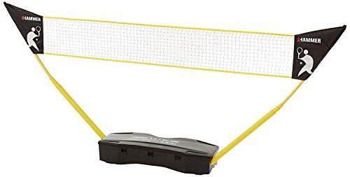 Hammer 3 in1 Netze-Set Pro inkl. inklusive Badminton Set