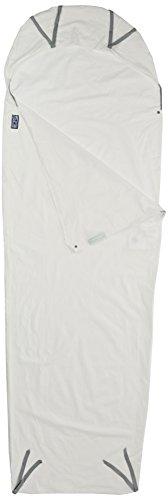 Mammut Schlafsack Cotton Liner EMT Raw White, 195 cm