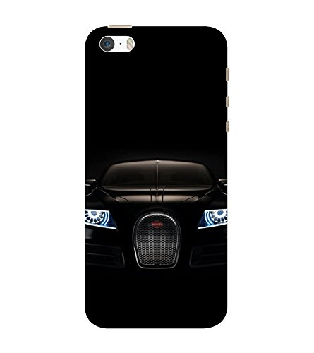 Babula Designer Back Case Cover for Apple iPhone SE (car car front just drive race car of the year)  available at amazon for Rs.395